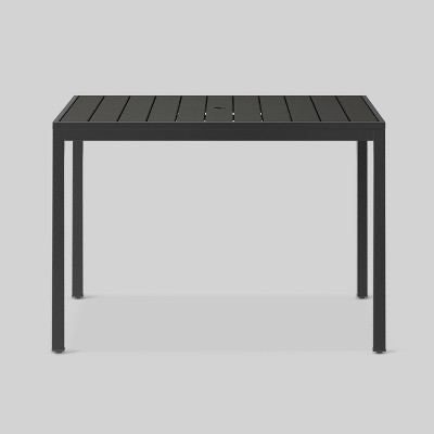 Bryant Square Faux Wood Patio Dining Table - Project 62™