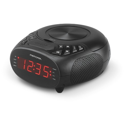 Memorex CD Clock Radio - image 1 of 3