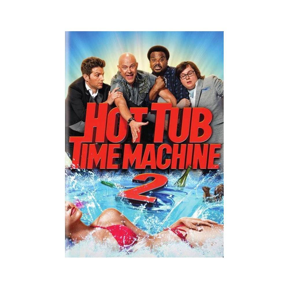 Hot Tub Time Machine 2 Dvd
