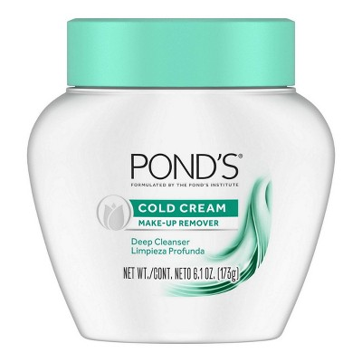 Pond's Cold Cream Make-up Remover Deep Cleanser - 6.1oz