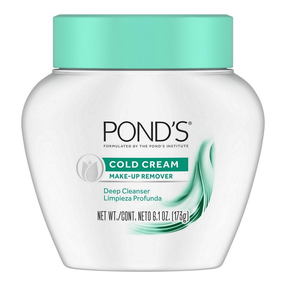 Image of Pond's Cold Cream Make-up Remover Deep Cleanser - 6.1oz