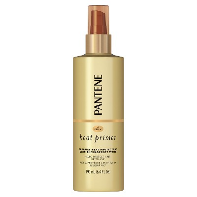 Pantene Pro-V Nutrient Boost Heat Primer Thermal Heat Protection Pre-Styling Spray - 6.4 fl oz