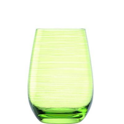 16.5oz 6pk Glass Elements Twisters Tumbler Drinkware Set - Stolzle Lausitz