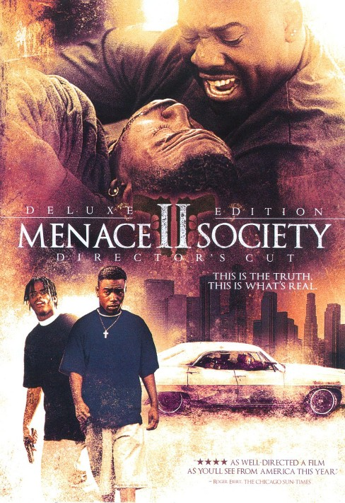 Menace II Society (Director's Cut) (dvd_video) - image 1 of 1