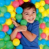 Bestway Fisher Price 93510E Small Plastic Multi-Colored Play Balls, 100 Count - image 3 of 4