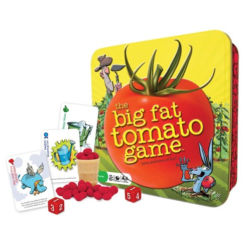 Gamewright The Big Fat Tomato Game - image 1 of 1