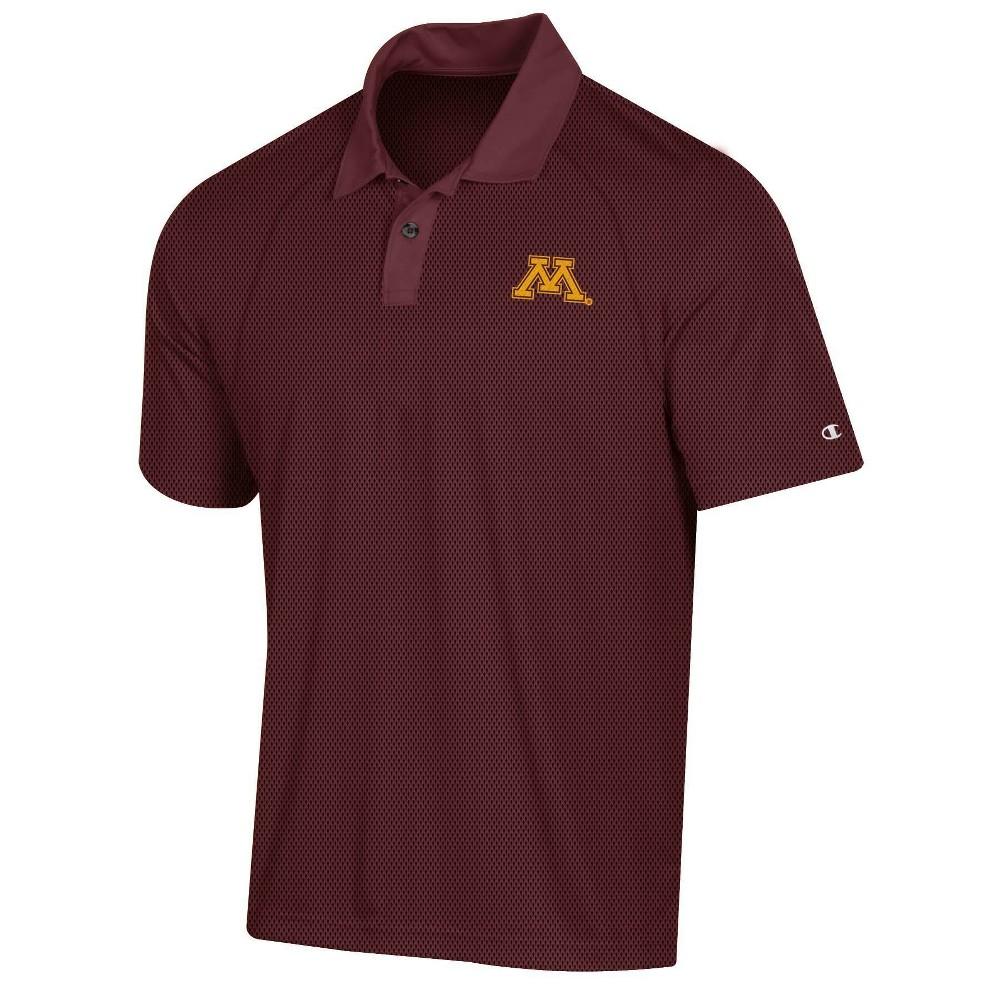 Ncaa Minnesota Golden Gophers Men 39 S Polo Shirt L