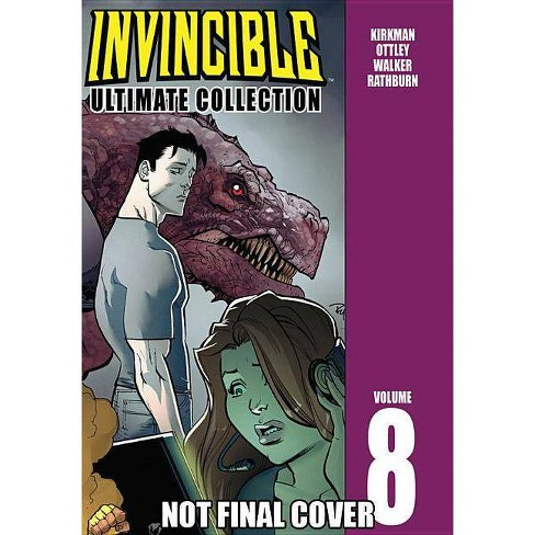 Invincible: The Ultimate Collection Volume 8 - (Invincible Ultimate Collection) by  Robert Kirkman (Hardcover) - image 1 of 1