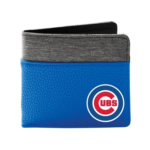 MLB Chicago Cubs Pebble BiFold Wallet - image 1 of 2