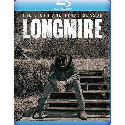 Longmire: The Complete Sixth & Final Season (Blu-ray)(2019) - image 1 of 1