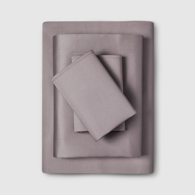 Solid Sheet Set (Queen)Pigeon Gray 300 Thread Count - Project 62™