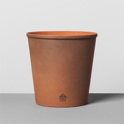 Stoneware Terracotta Planter Pot - Hearth & Hand™ with Magnolia