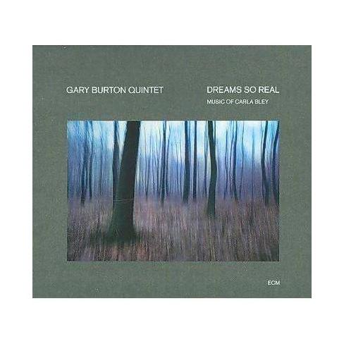 Gary Burton - Dreams So Real (CD) - image 1 of 1