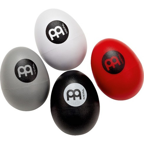 Meinl 4-Piece Egg Shaker Set with Soft to Extra Loud Volumes - image 1 of 1