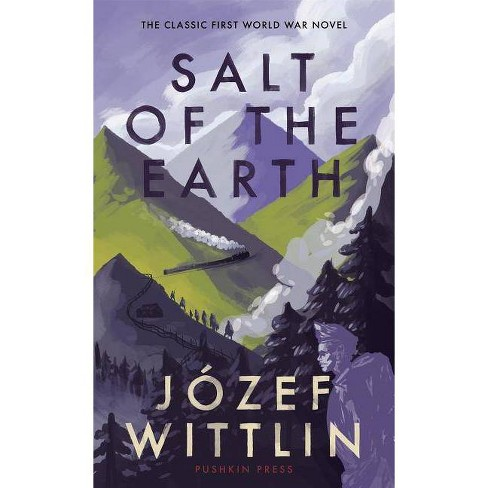 Salt of the Earth - by  Jozef Wittlin (Hardcover) - image 1 of 1