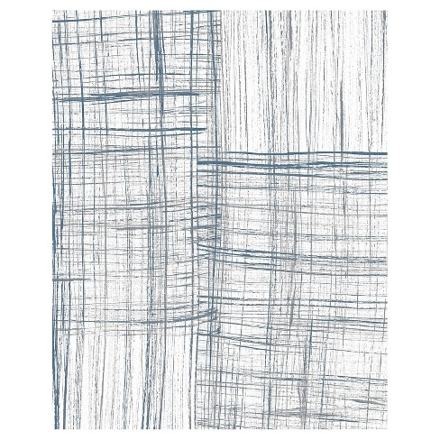 Abstract In Lines I Unframed Wall Canvas Art - (24X30) - image 1 of 1