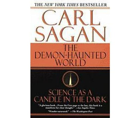 Demon-Haunted World : Science As a Candle in the Dark (Reprint) (Paperback) (Carl Sagan) - image 1 of 1