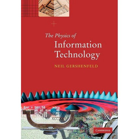The Physics of Information Technology - (Cambridge Series on Information and the Natural Sciences) - image 1 of 1