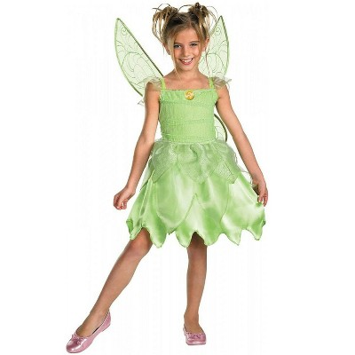 Tinkerbell Disney Tinker Bell and the Fairy Rescue Classic Child Costume