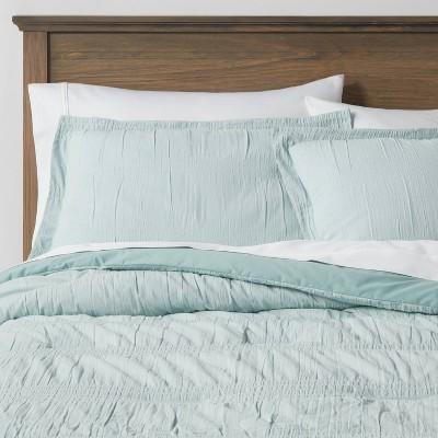 Seersucker Comforter & Sham Set - Threshold™