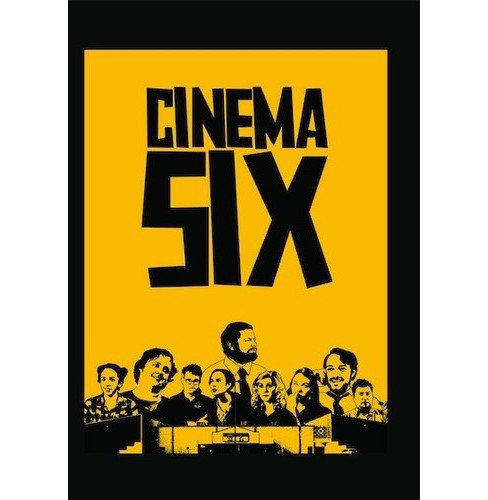 Cinema Six (DVD) - image 1 of 1