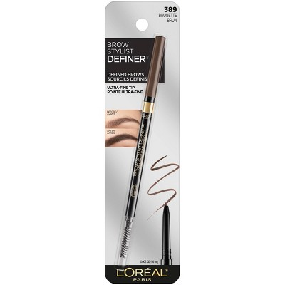 L'Oreal Paris Brow Stylist Definer Eyebrow Mechanical Pencil - 0.003oz