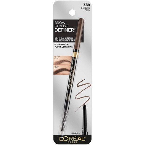L'Oreal Paris Brow Stylist Definer Eyebrow Mechanical Pencil - 0.003oz - image 1 of 4