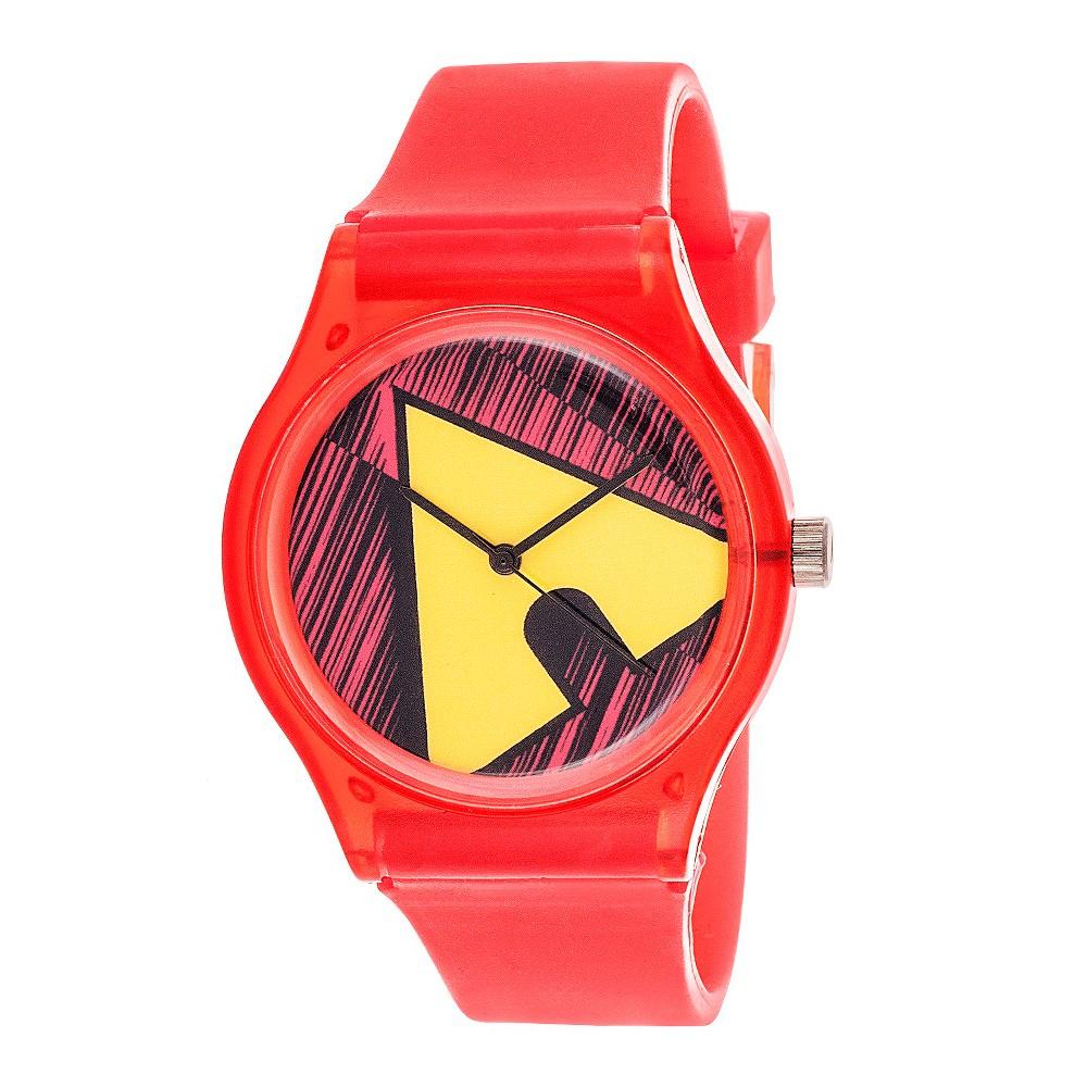 Image of Airwalk Analog Watch - Red, Men's