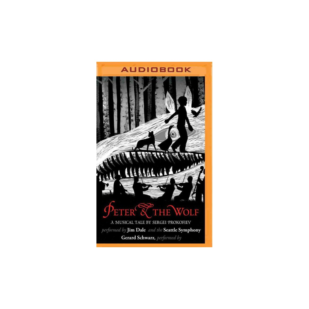 Peter & the Wolf (MP3-CD) (Sergey Prokofiev)
