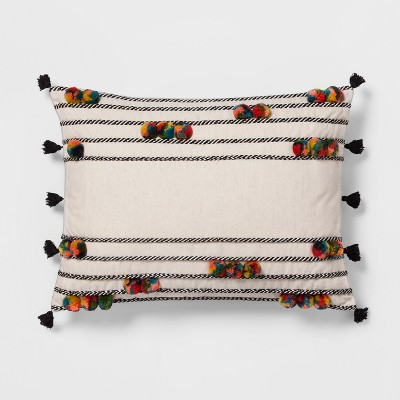 Pom-Pom Lumbar Pillow - Opalhouse™