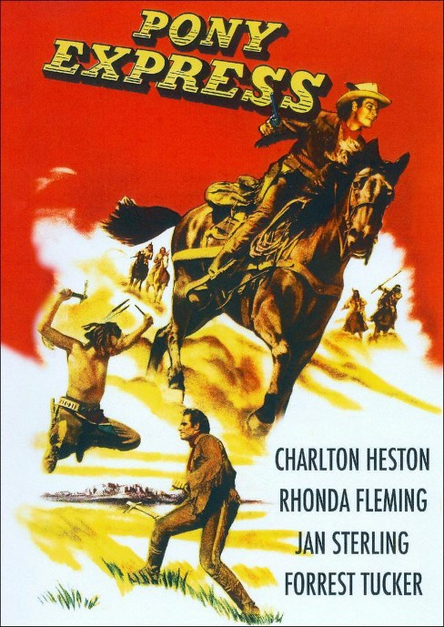 Pony express (DVD) - image 1 of 1