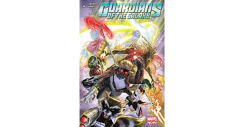 Guardians of the Galaxy 3 (Hardcover) (Brian Michael Bendis) - image 1 of 1