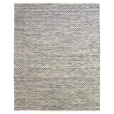 Mojave Cotton & Wool Flatweave Rug - Weave & Wander