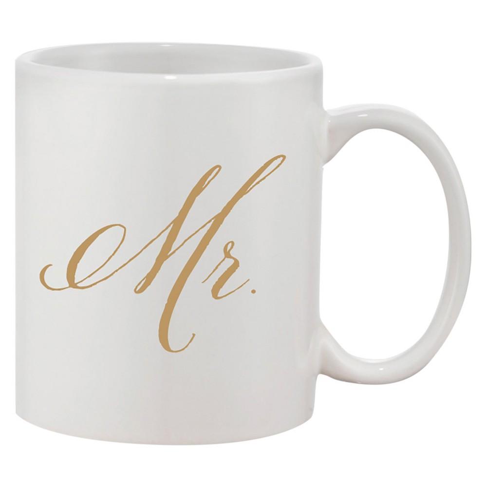 Mr. Coffee Mug, White, Drinkware