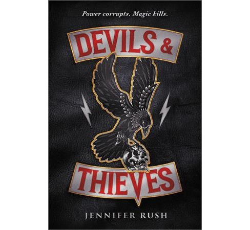 Devils & Thieves -  (Devils & Thieves) by Jennifer Rush (Hardcover) - image 1 of 1
