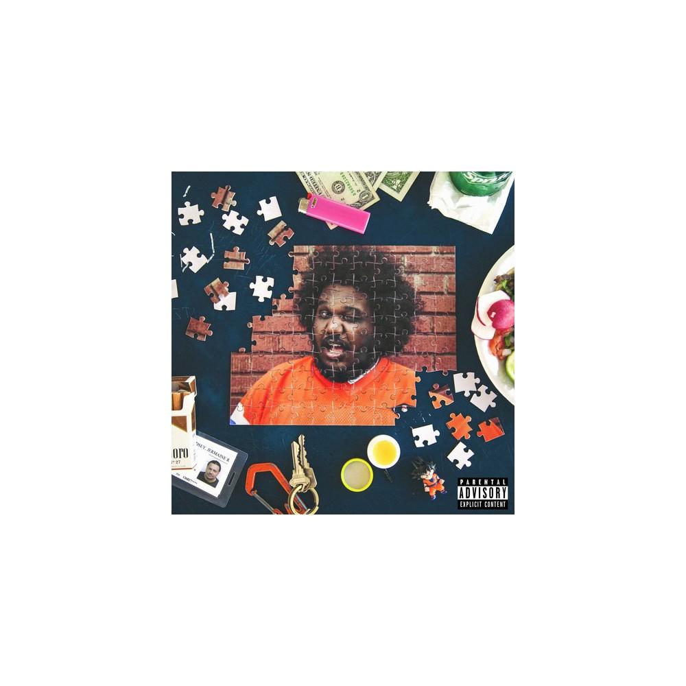 Michael Christmas - What A Weird Day (CD)