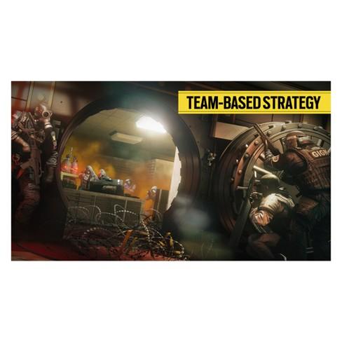 Tom Clancy's Rainbow Six Siege: Advanced Edition - PlayStation 4