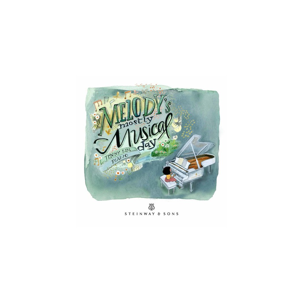 Jenny Lin - Melody's Mostly Musical Day (CD)