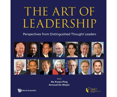Art of Leadership : Perspectives from Distinguished Thought Leaders (Hardcover) - image 1 of 1