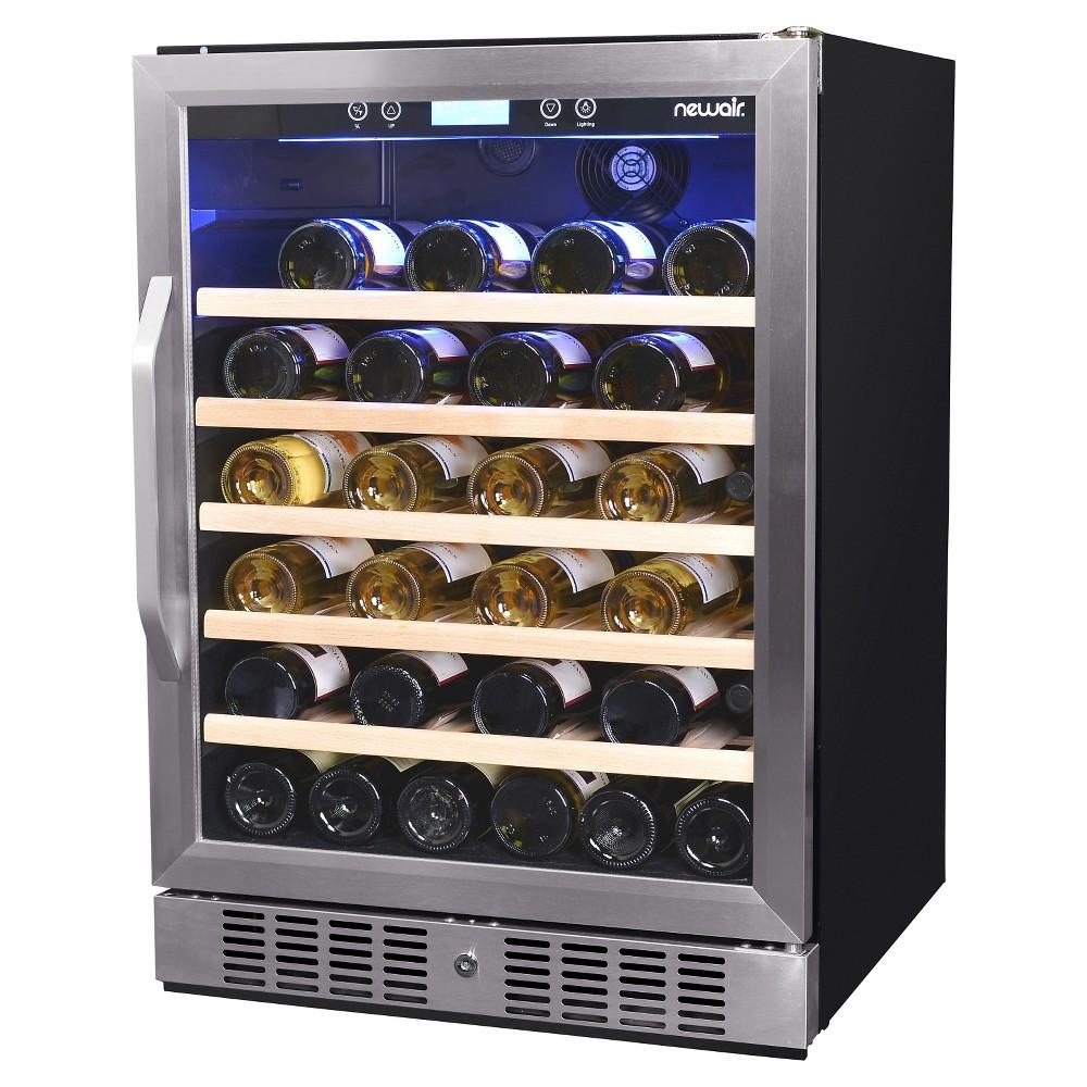 NewAir Wine Refrigerator (Silver) Awr-520SB