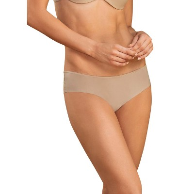 Leonisa Leonisa hipster underwear for women - Back lace details cheeky panties -