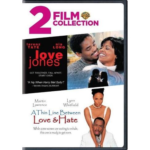 Love Jones / Thin Line Between Love & Hate (DVD)(2009) - image 1 of 1