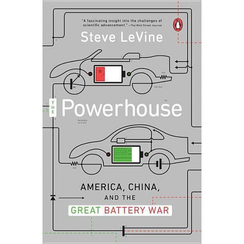 The Powerhouse - by  Steve Levine (Paperback) - image 1 of 1