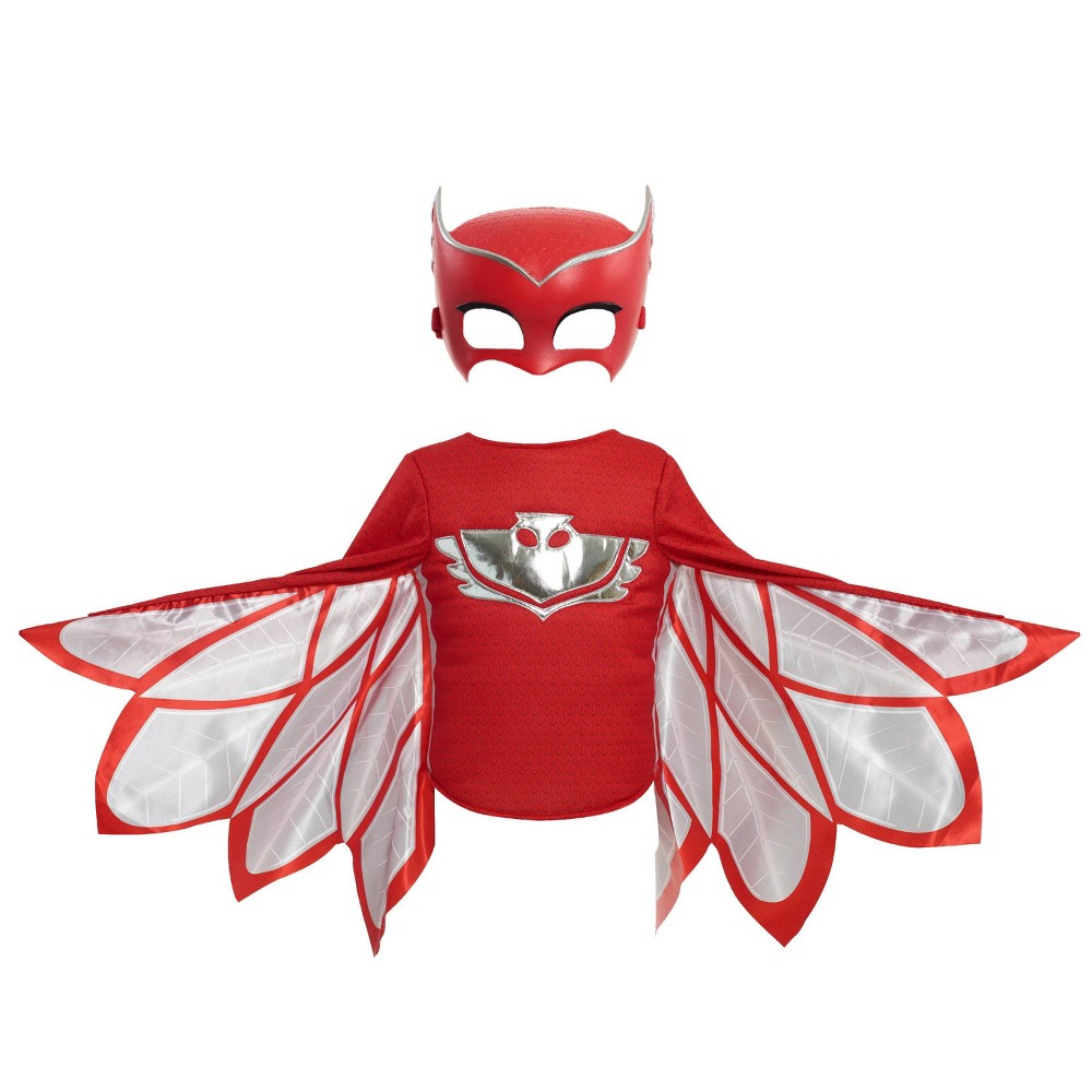 Pj Masks Turbo Blast Top 38 Mask Set Owlette