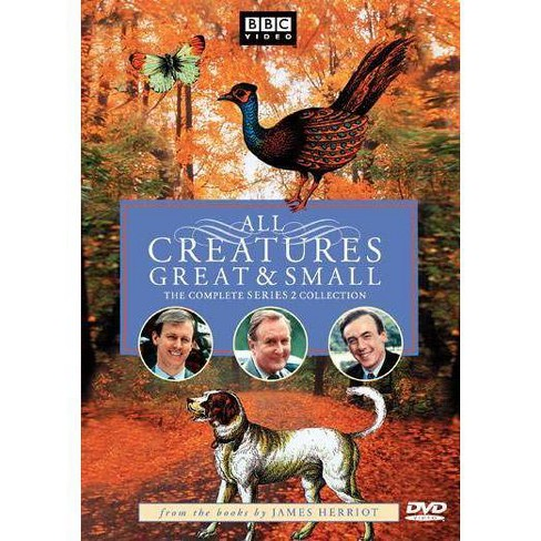 All Creatures Great And Small: The Complete Series 2 (DVD) - image 1 of 1
