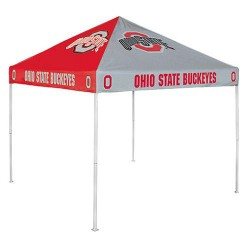 NCAA Checkerboard 9x9 Canopy Tent