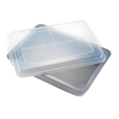 AirBake Ultra Nonstick Covered Cake Pan