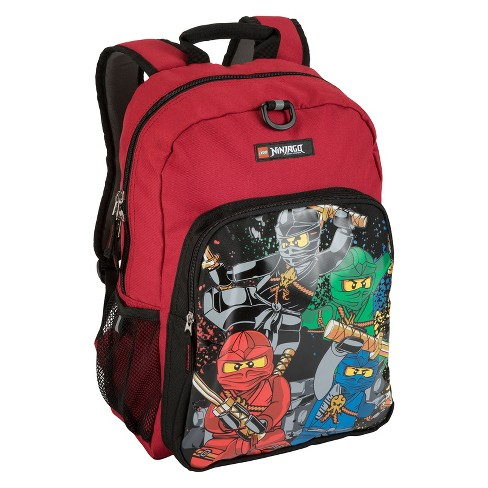 "LEGO Ninja go 16"" Heritage Classic Kids' Backpack - Team - image 1 of 3"