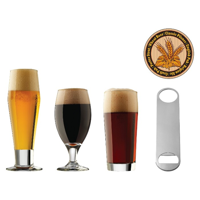 Libbey® Beer Craft Brew 25pc Assorted Beer Glasses - image 1 of 2
