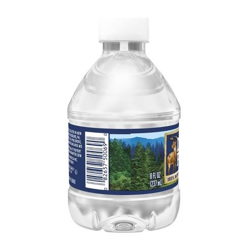Deer Park Brand 100% Natural Spring Water - 12pk/8 fl oz Mini Bottles